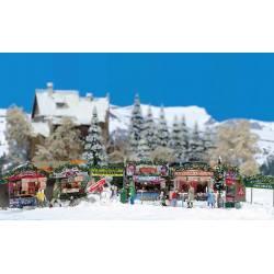 Christmas market. BUSCH 1059