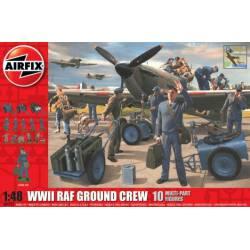 Personal de la RAF. AIRFIX A04702