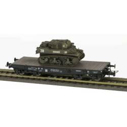 Wagon tank SPyw and Stuart M8. REE MODELES WBA-003