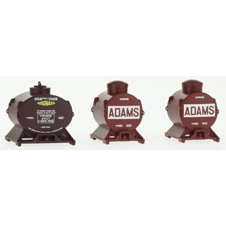 Set de contenedores de líquidos. REE MODELES XB-038