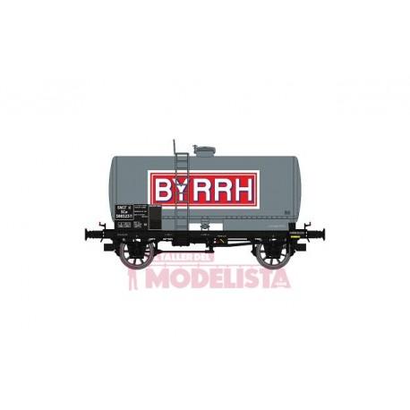 Vagón cisterna OCEM 29, BYRRH. REE WB-457
