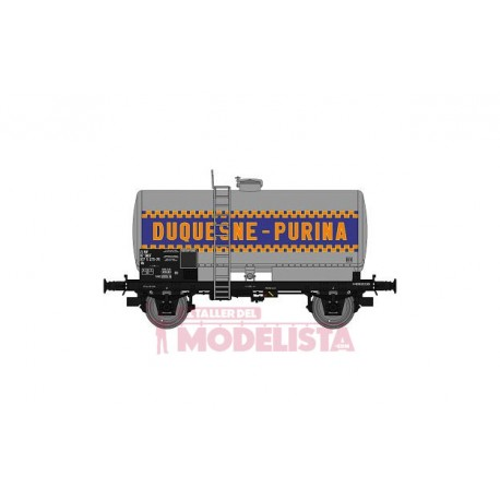 Vagón cisterna OCEM 29, DUQUESNE. REE WB-459