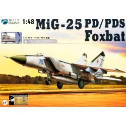 MiG-25 PD/PDS Foxbat. KITTY HAWK 80119