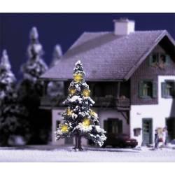 Árbol navideño iluminado. BUSCH 5410