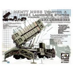 Hemtt M983, estación lanzacohetes M901. AFV CLUB 35S87