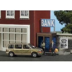 Robo a un banco. BUSCH 7701