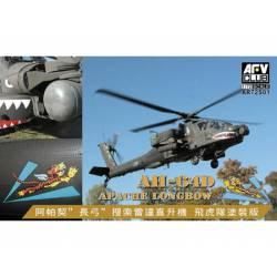 AH-64D Apache. AFV CLUB 72S01