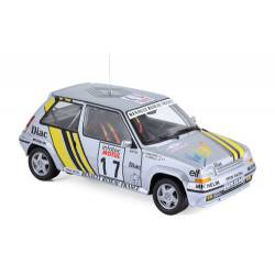 Renault Supercinq GT Turbo.