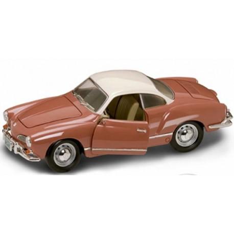 VW Kharmann Ghia, 1966. ROAD SIGNATURE 92198