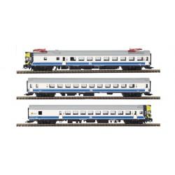 Electric railcar UT432 Intercity. MABAR 84323S