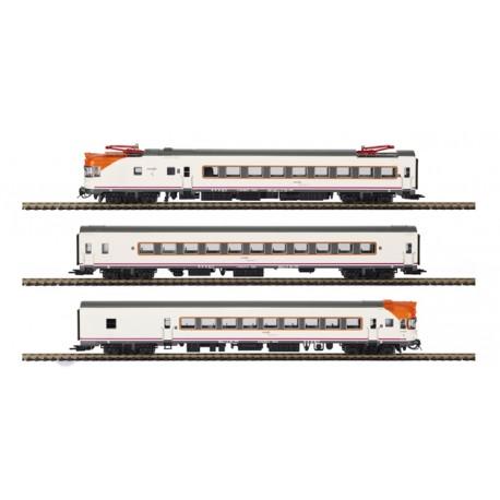 Electric railcar UT432, RENFE Operadora. MABAR 84324S