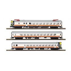 Electric railcar UT432, RENFE Regionales. MABAR 84325