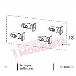 Buffer set (x4), RENFE 303. ER3800/13