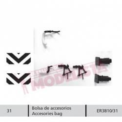 Accesories bag, RENFE 303. ER3810/31