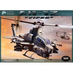 """AH-1Z """"Viper"""". KITTY HAWK 80125"""