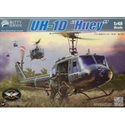 """UH-1D """"Huey"""". KITTY HAWK 80154"""