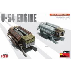 T-54 engine V-54. MINIART 37006