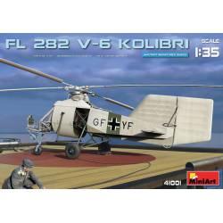 """FL 282 V-6 """"Kolibri"""". MINIART 41001"""