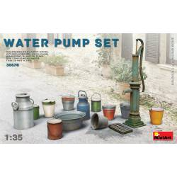 Water pump set. MINIART 35578