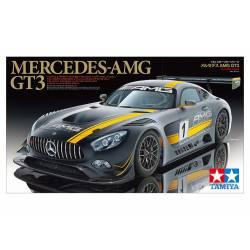 Mercedes AMG GT3. TAMIYA 24345