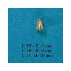 Campana, 6 mm. COREL C-75