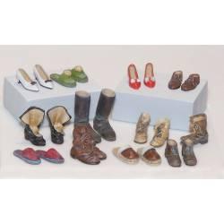 Zapatos. PLUS MODEL 396