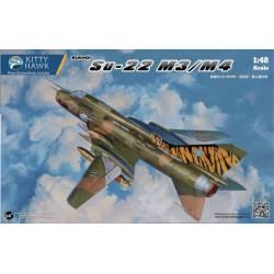 Sukhoi Su-22 M3/M4. KITTY HAWK 80146