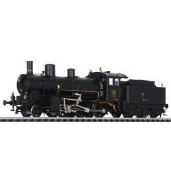 Locomotora de vapor BR3/4 nº1364. LILIPUT 131952