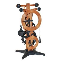 Clock. Leonardo Da Vinci. ACADEMY 18150