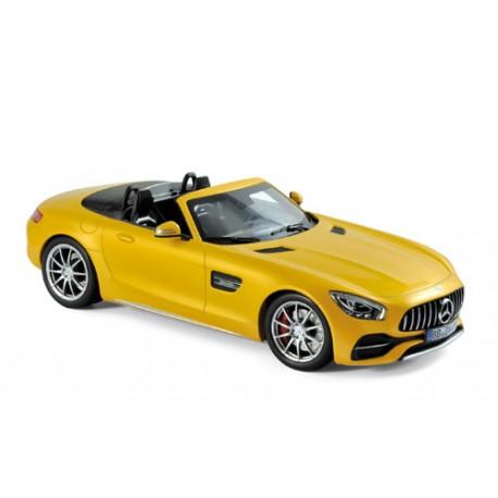 Mercedes AMG GT C Roadster. NOREV 183451
