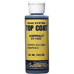 Top coat asphalt . WOODLAND ST1453