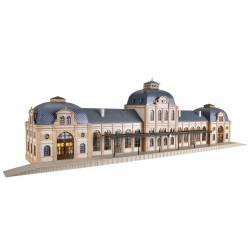 Estación de Baden-Baden.
