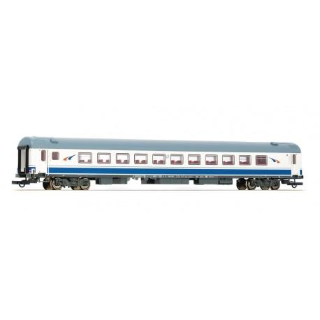 Coche 1a clase, serie 9000 Danone, RENFE. ROCO 64594