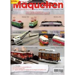 Revista Maquetren, nº 301. Especial Nuremberg