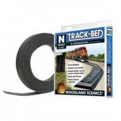 Track-Bed Roll. WOODLAND ST1475