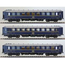 Set coches CIWL, tipo F. IIIb. LS MODELS 49122