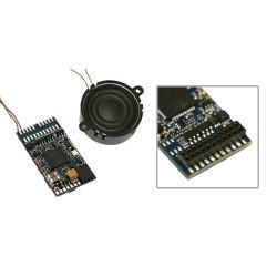 Digital decoder w/ sound for RENFE Mikado, coal. ER303SMikado