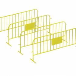 Traffic fences. 87Train 222.05