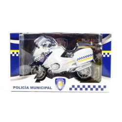 Moto Policía Municipal. PLAYJOCS 73989