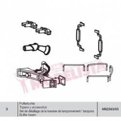 Topera y accesorios, RENFE 277. ARNOLD HN2343/03