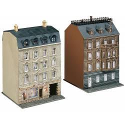 Dos edificios urbanos. FALLER 232307