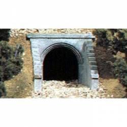 Masonry arch.