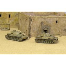 Sd. Kfz. 161 Pz. Kpfw. IV Ausf.F1/F2.