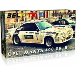 Opel Manta 400 GR.B., 1984. BELKITS BEL009