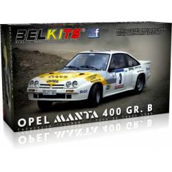 Opel Manta 400 GR.B., 1984. BELKITS BEL008