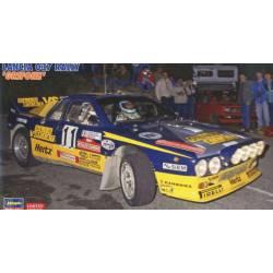 """Lancia 037 Rally """"Grifone"""". HASEGAWA 20277"""