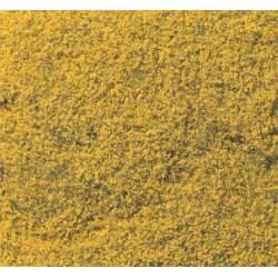 Flocado de flores amarillas. WOODLAND F176