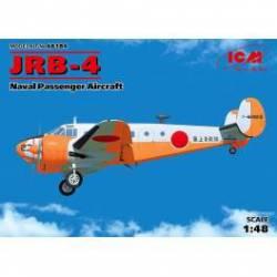 Avión de pasajeros JRB-4.
