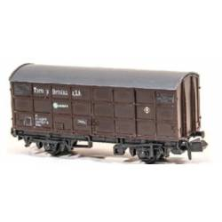 """""""Toro y Betolaza"""" box wagon."""