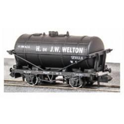 """""""H. De Welton"""" box wagon. PECO NR-P953"""